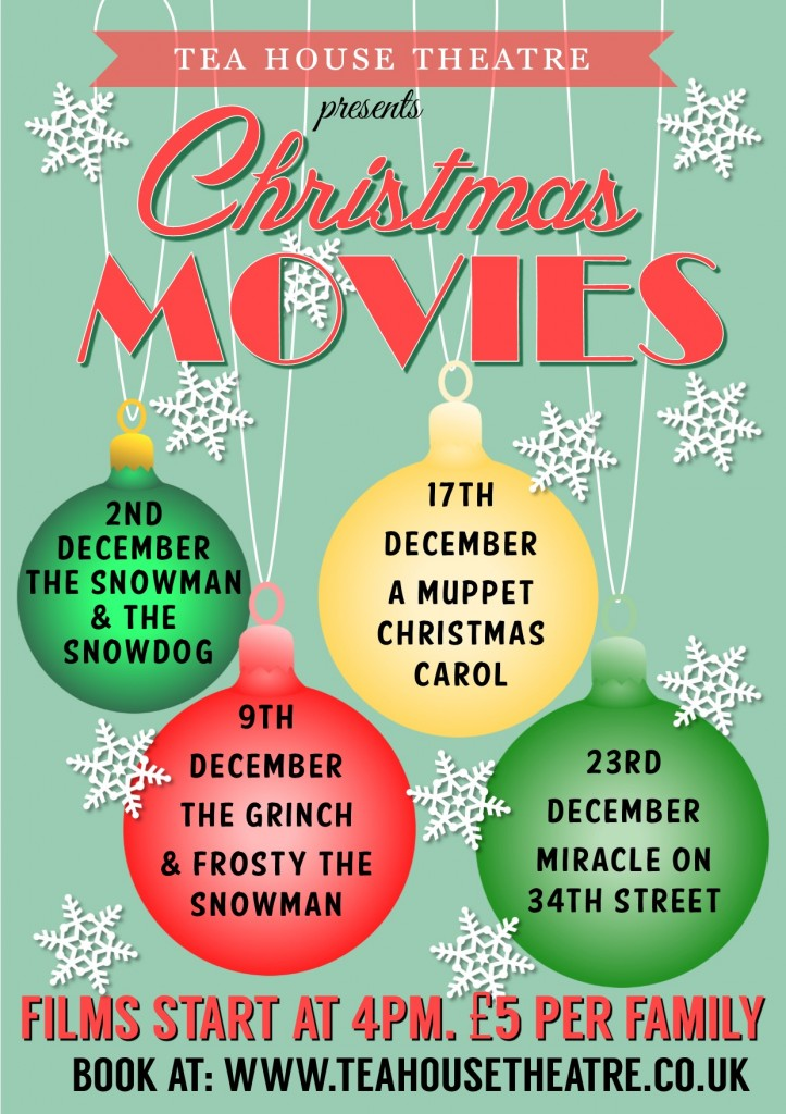 christmas films poster 2