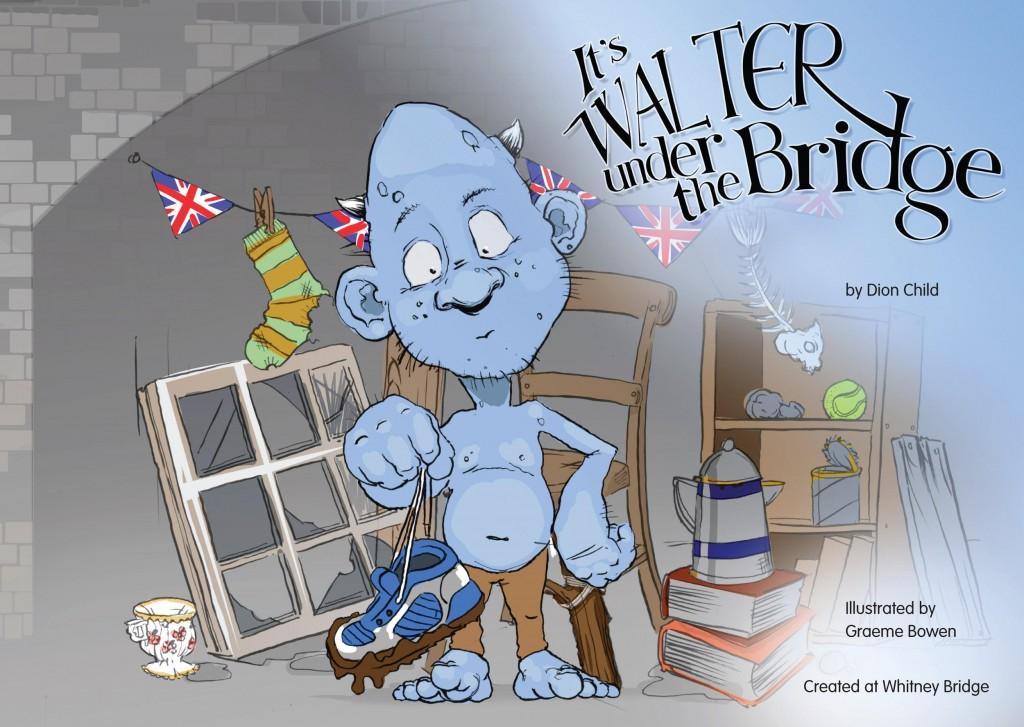Walter Under the Bridge kindlefrontcover2